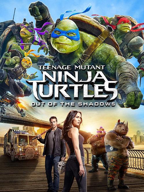 Teenage Mutant Ninja Turtles: Out of the Shadows (VUDU HDX)