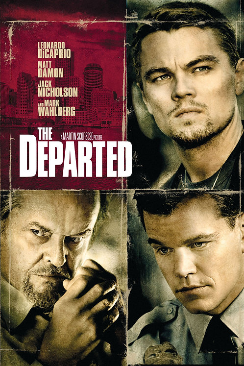 The Departed (Movies Anywhere HD)
