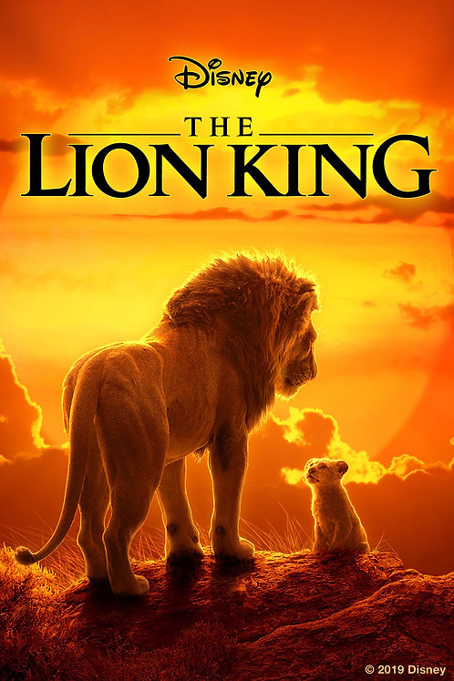 The Lion King 2019 (Google Play HD)