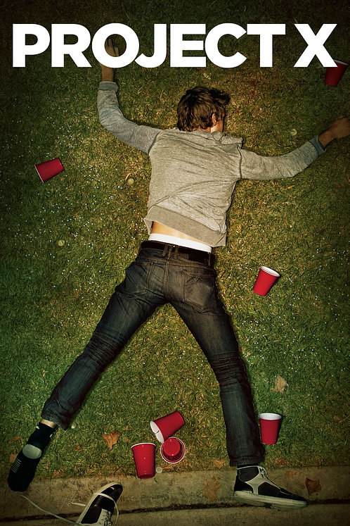 Project X (Movies Anywhere HD)