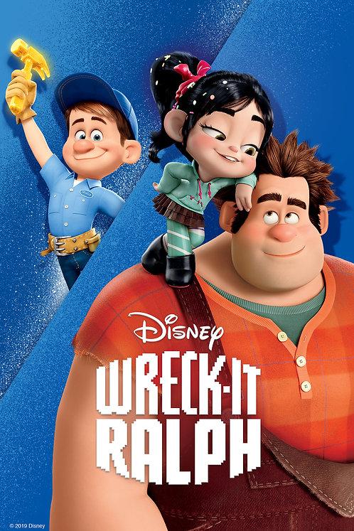 Wreck-It Ralph (iTunes 4K)