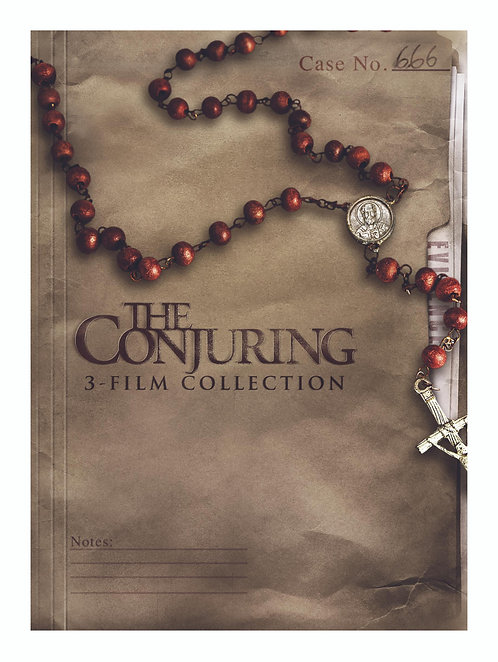 The Conjuring 3-Movie Collection (Movies Anywhere HD)