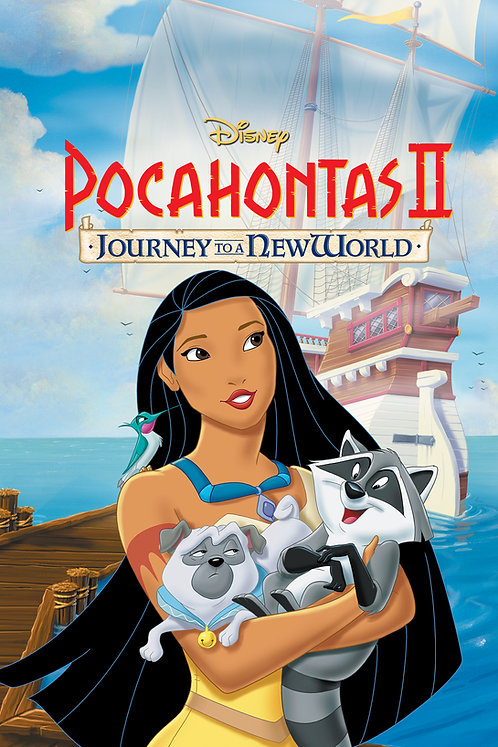 Pocahontas II: Journey to a New World (iTunes HD)