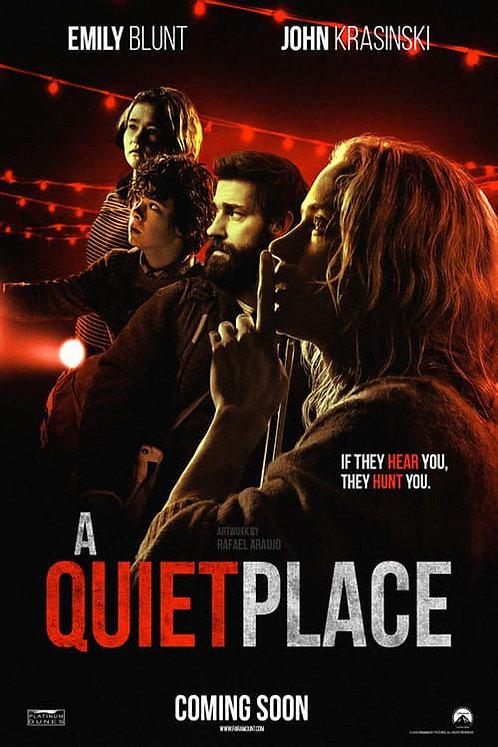 A Quiet Place 2018 (iTunes 4K)