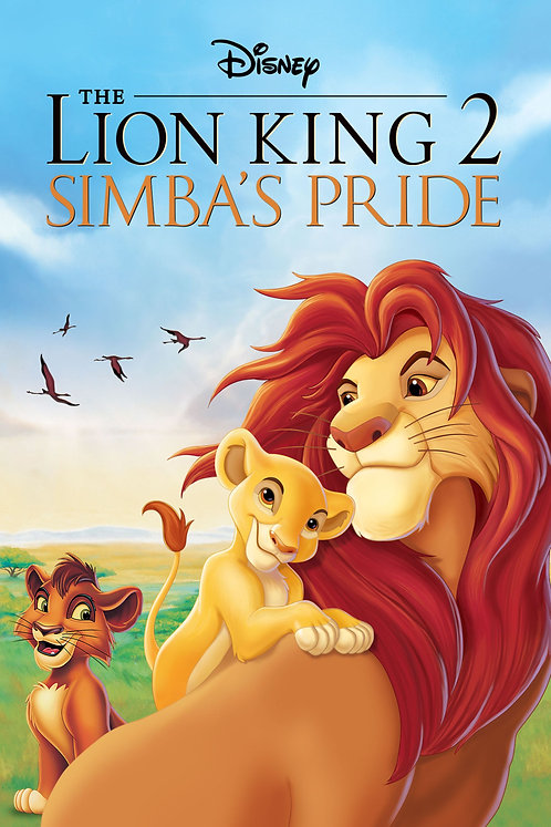 The Lion King 2: Simba's Pride  (Google Play HD)