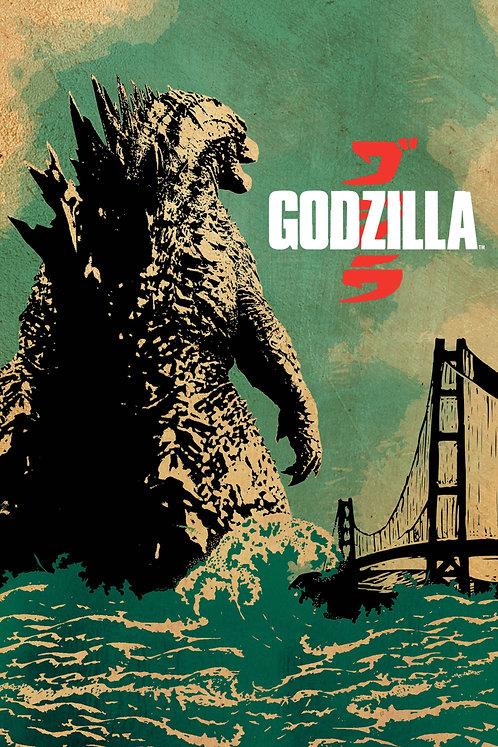Godzilla 2014 (Movies Anywhere HD)