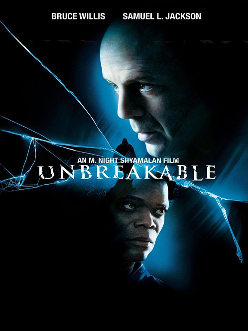 Unbreakable (Movies Anywhere 4K)