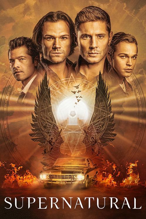 Supernatural Season 15 (VUDU HDX)