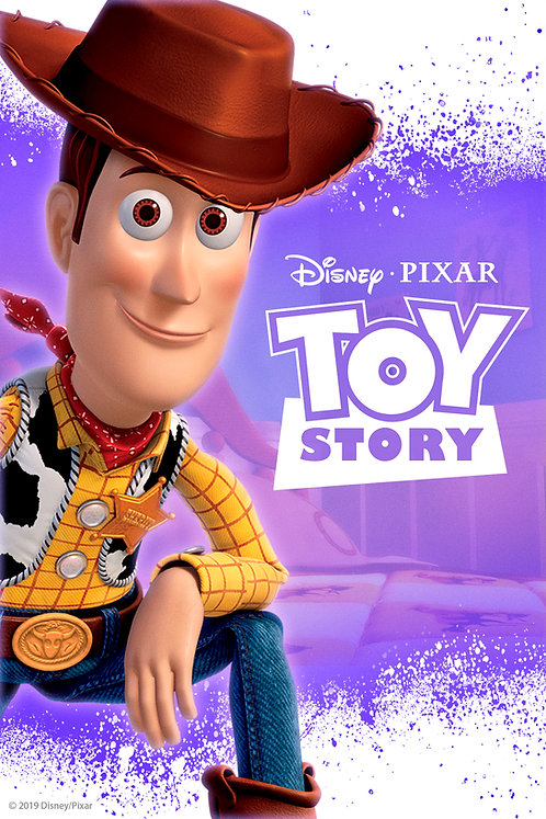 Toy Story (iTunes 4K)