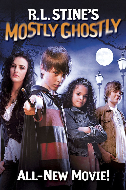 R.L. Stine's Mostly Ghostly (Movies Anywhere HD)