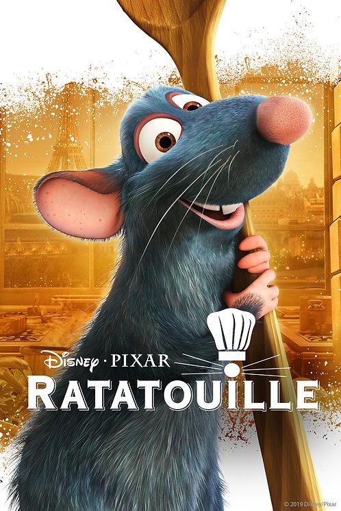 Ratatouille (iTunes 4K)