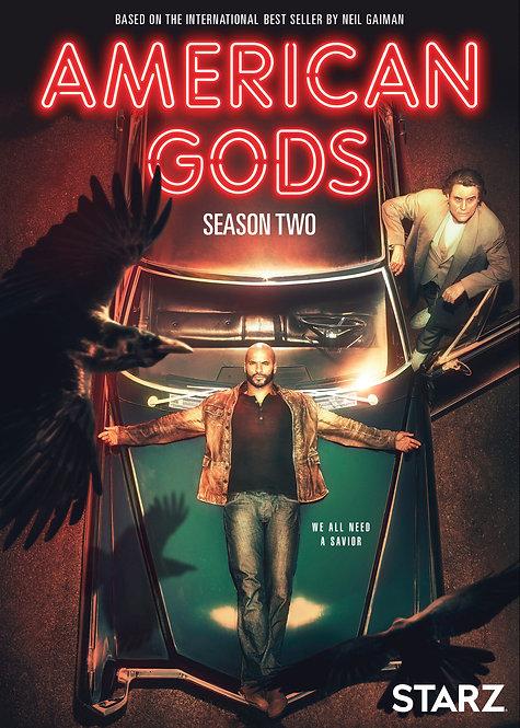 American Gods: Complete Season Two (VUDU HDX)