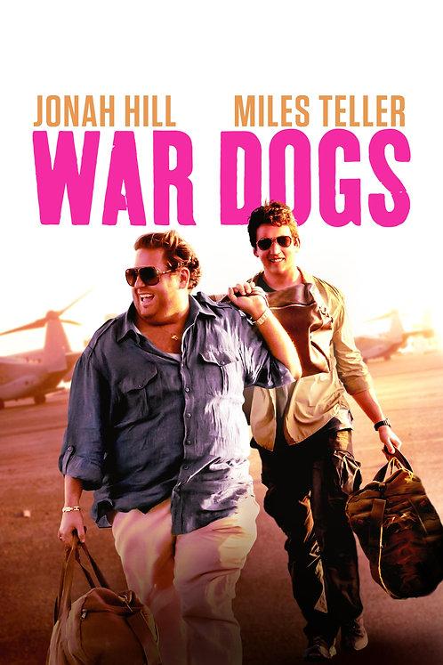 War Dogs (Movies Anywhere HD)
