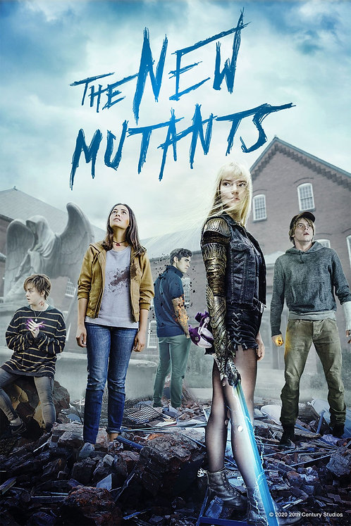 The New Mutants (Movies Anywhere HD)