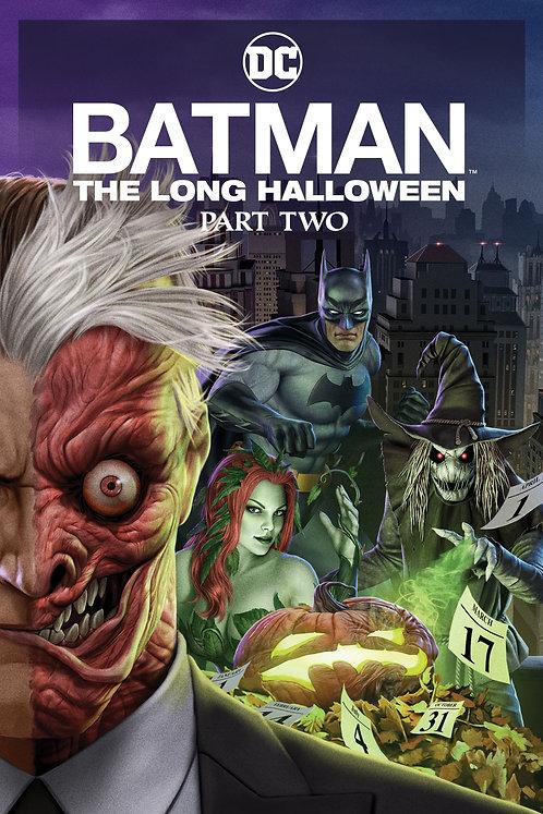 Batman: The Long Halloween: Part Two (VUDU HDX)