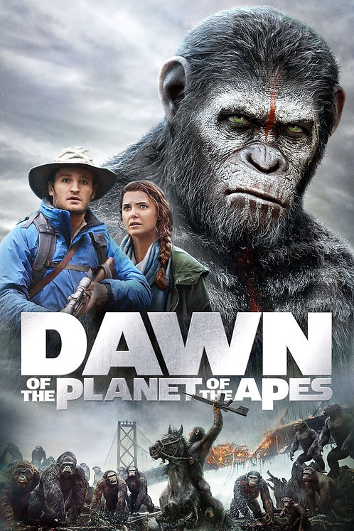 Dawn of the Planet of the Apes (iTunes 4K)