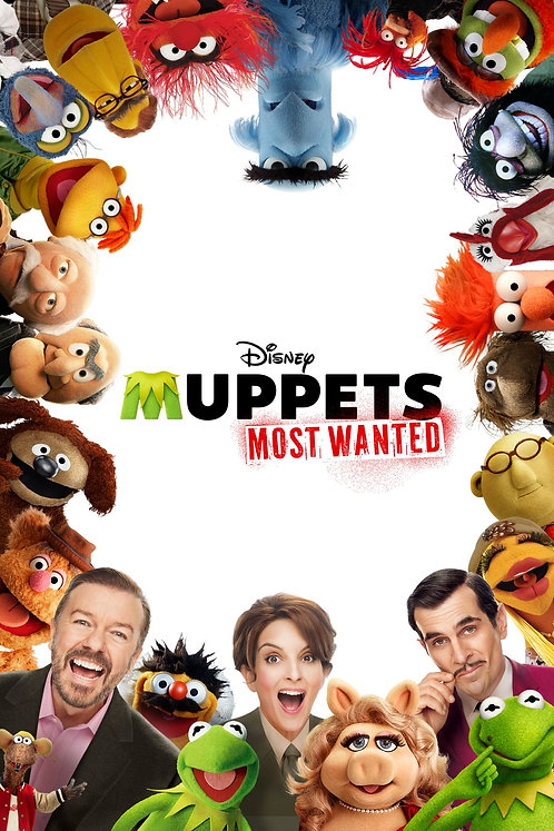 Muppets Most Wanted (iTunes HD)
