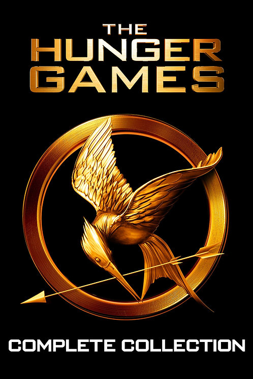 The Hunger Games 4-Movie Collection (VUDU HDX)
