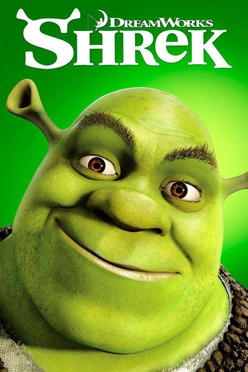 Shrek (VUDU 4K)