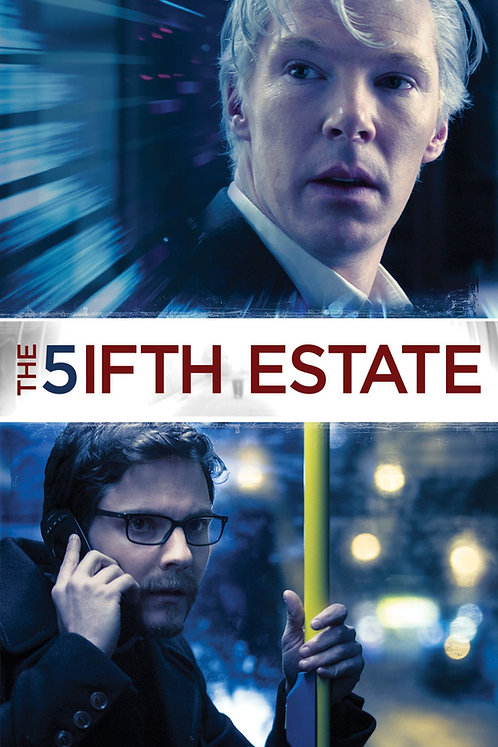 The Fifth Estate (iTunes HD)