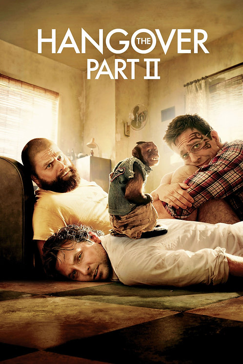 The Hangover Part II (Movies Anywhere HD)