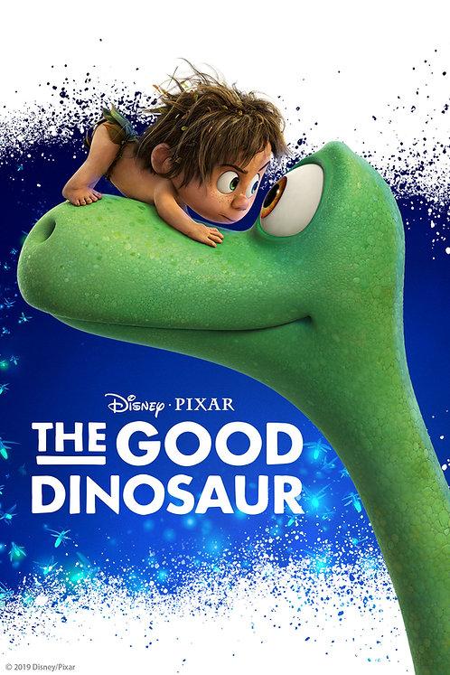 The Good Dinosaur (iTunes 4K)