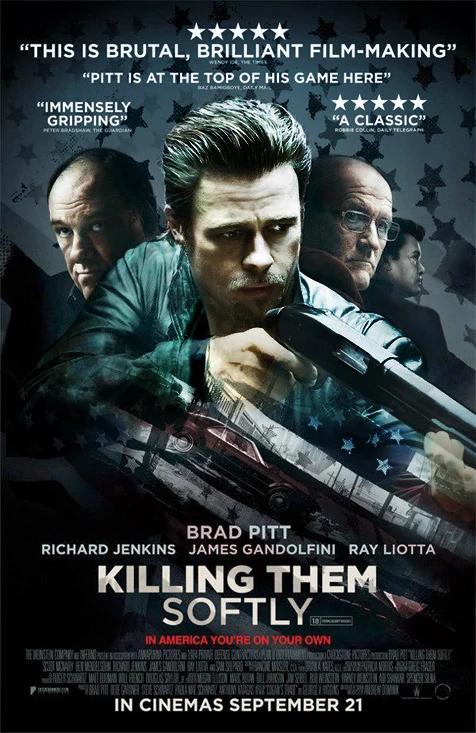Killing Them Softly (VUDU HDX)