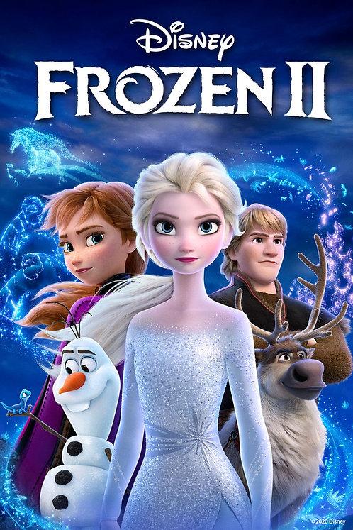 Frozen II (Google Play HD)