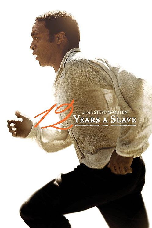 12 Years a Slave (Movies Anywhere HD)