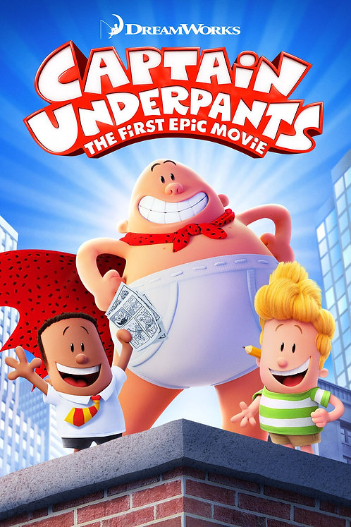 Captain Underpants (Movies Anywhere HD)