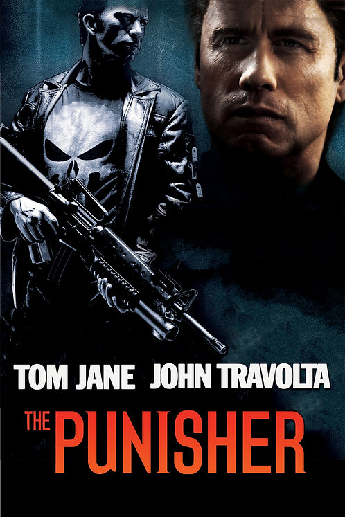 The Punisher (VUDU HDX)