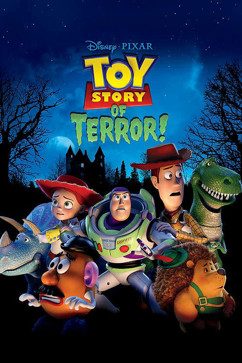 Toy Story of Terror (Google Play HD)