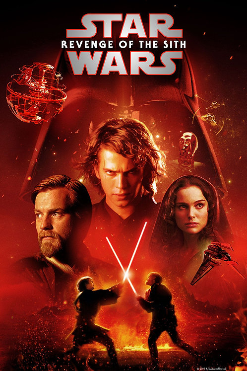Star Wars: Revenge of the Sith (Google Play HD)