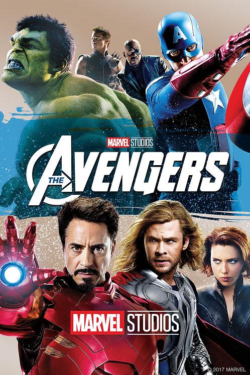 The Avengers (iTunes 4K)