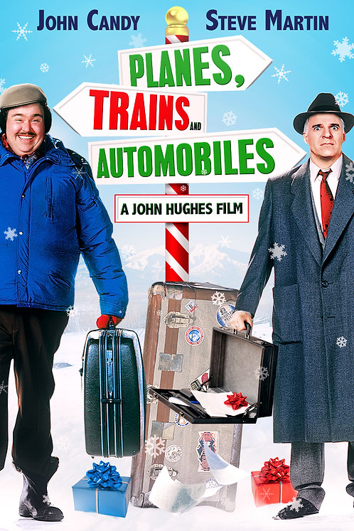 Planes, Trains and Automobiles (iTunes HD)
