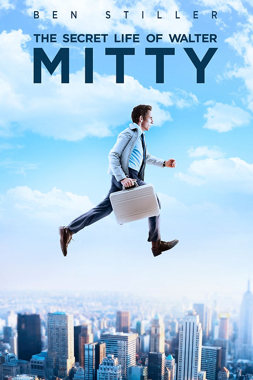 The Secret Life of Walter Mitty (Movies Anywhere HD)