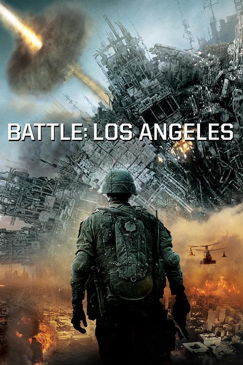 Battle LA/Lockout Double Feature *Read Description* (Movies Anywhere HD)
