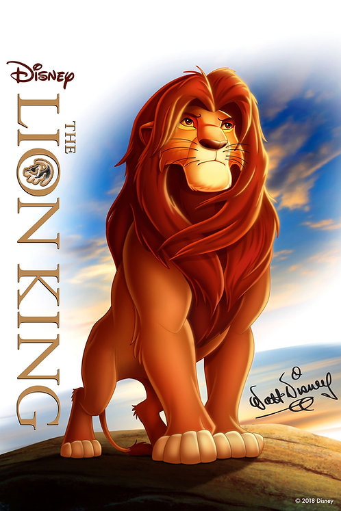 The Lion King (iTunes 4K)