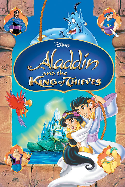 Aladdin and the King of Thieves (iTunes HD)