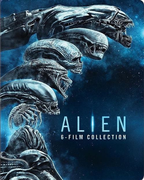 Alien 6-Movie Collection (iTunes HD)