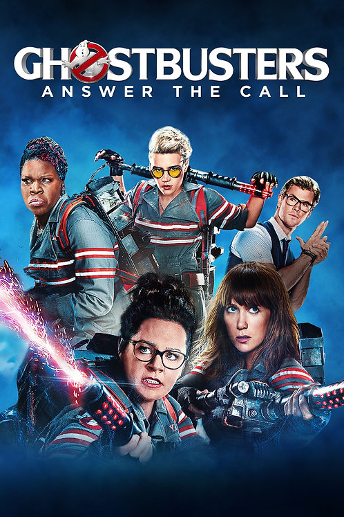 Ghostbusters: Answer The Call (Movies Anywhere 4K)