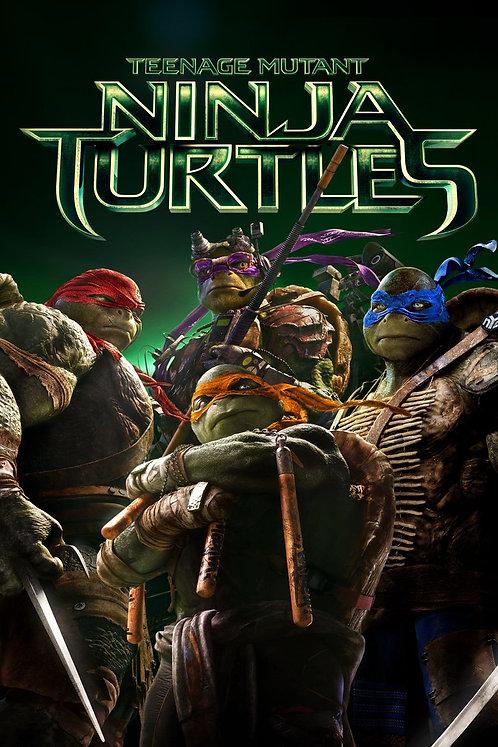 Teenage Mutant Ninja Turtles 2014 (iTunes 4K)