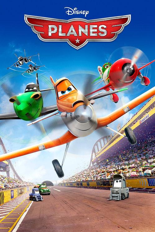 Planes (iTunes HD)
