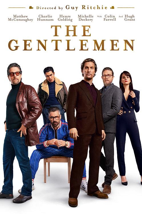 The Gentlemen (iTunes 4K)