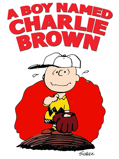 A Boy Named Charlie Brown (iTunes HD)