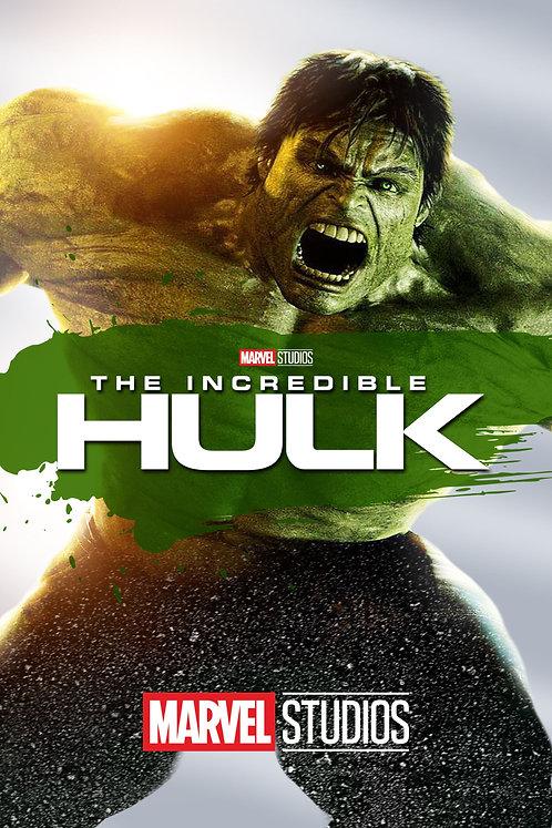 The Incredible Hulk (Movies Anywhere 4K)