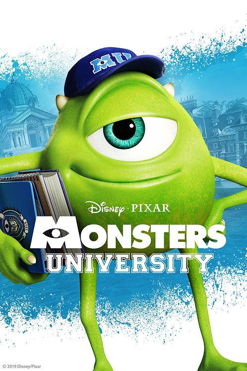 Monsters University (iTunes 4K)