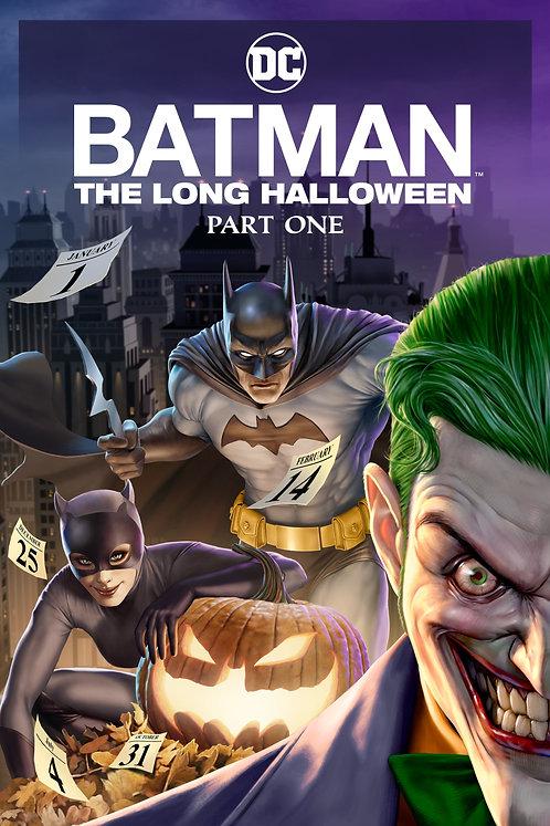 Batman: The Long Halloween: Part One (Movies Anywhere HD)
