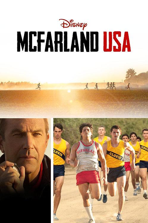 McFarland USA (iTunes HD)