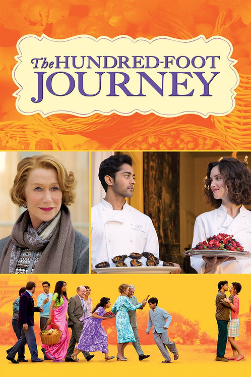 The Hundred-Foot Journey (iTunes HD)
